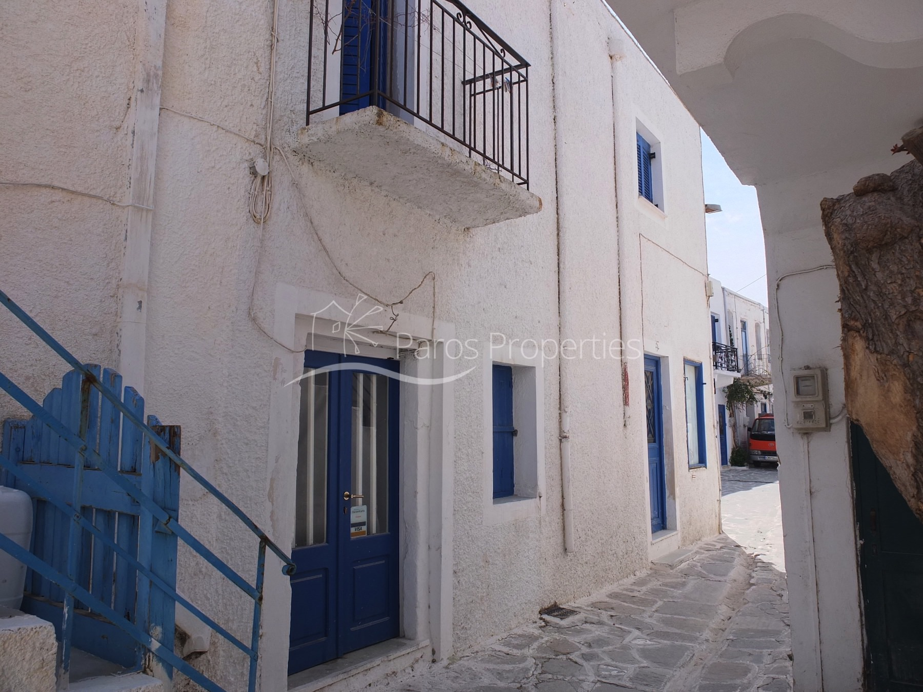 Two storey building in the heart of the traditional